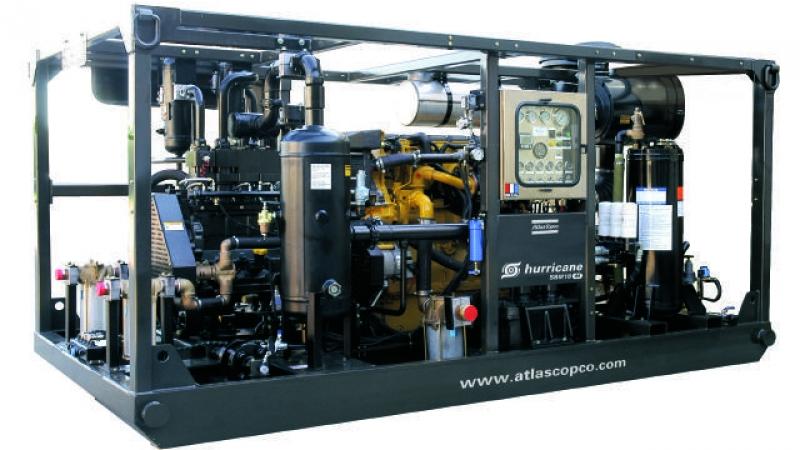 Booster compound SBM18-44  Hurricane, booster