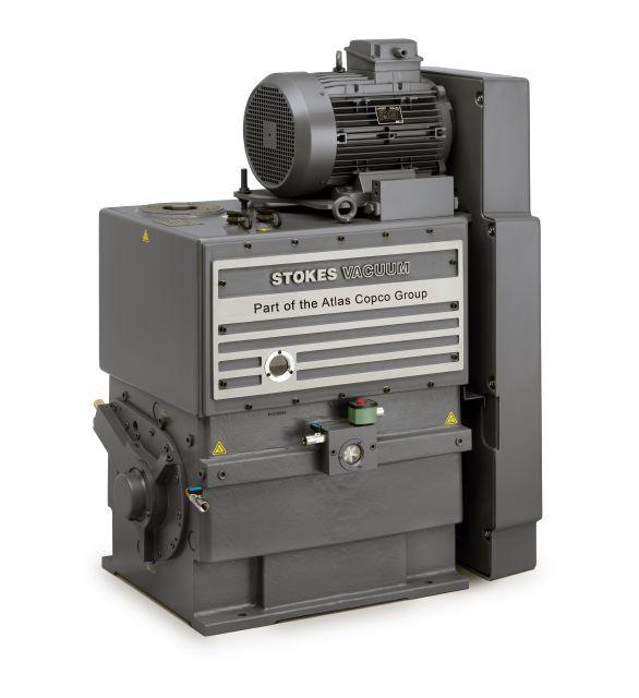 GLS, oil-sealed rotary piston vacuum pump