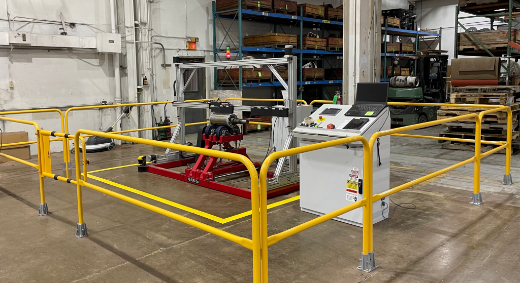 sRFMA Rotor Test Stand